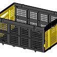 STANLEY FT505 Folding Basket 25Kg