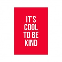 Card Be kind