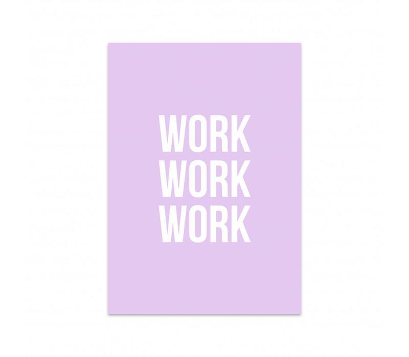 Card Work work work