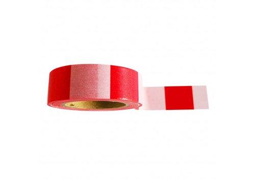 Studio Stationery Washi tape Pink red