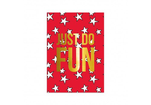 Studio Stationery Kaart Stars