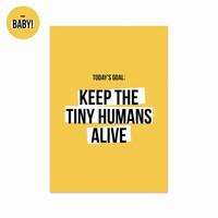 Kaart Tiny humans