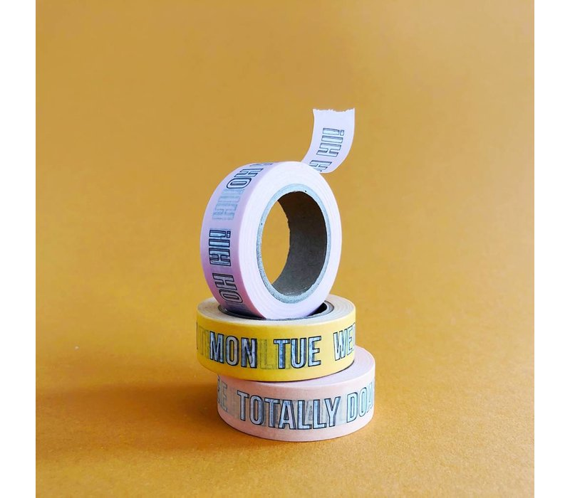 Washi tape Blink