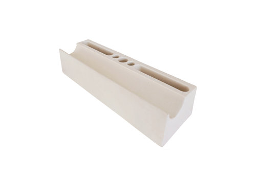 Studio Stationery Desk organizer Washi white