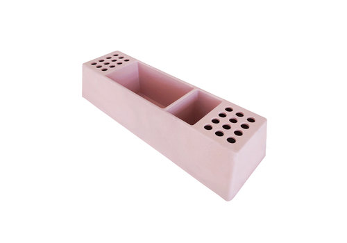 Studio Stationery Desk organizer Pens pink