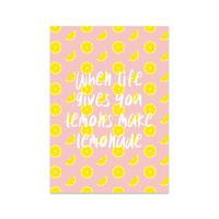 Kaart Lemonade