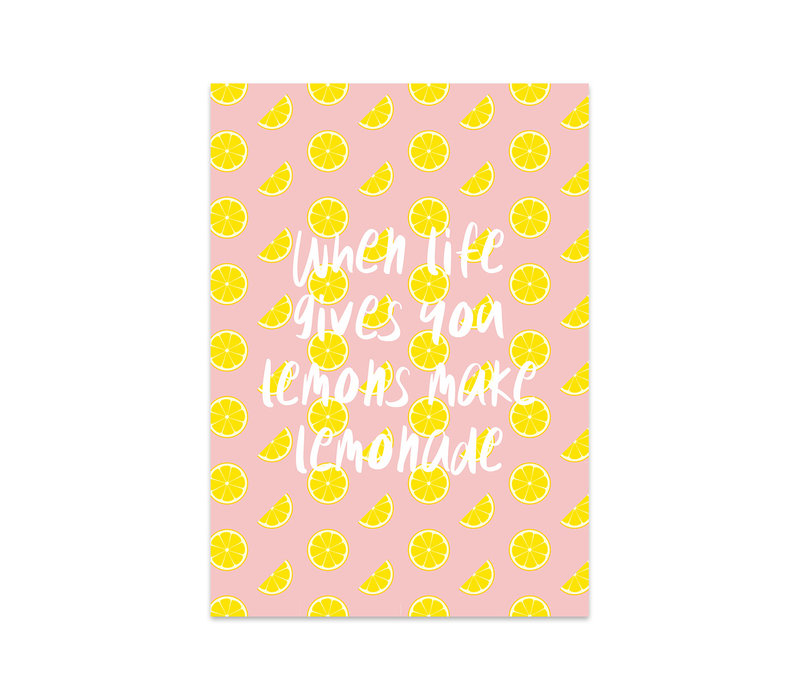 Card Lemonade