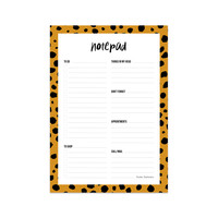 Notepad Cheetah