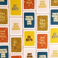 Card Love you mean it