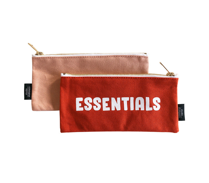 Canvas bag Essentials