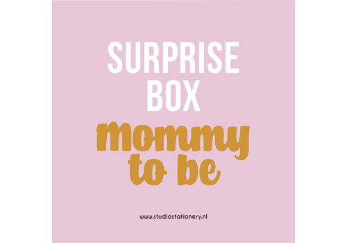 Studio Stationery SURPRISE BOX - New Mommy