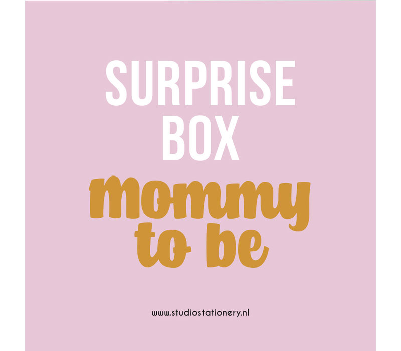 SURPRISE BOX - New Mommy