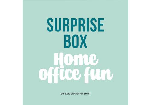 Studio Stationery SURPRISE BOX - Home office fun