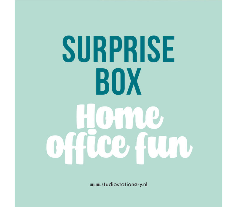 SURPRISE BOX - Home office fun