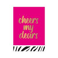 Card Cheers my dears