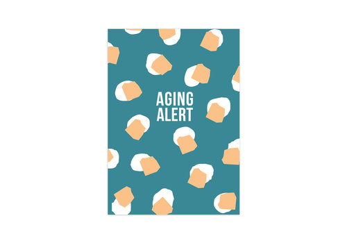Studio Stationery Card Aging Alert