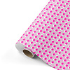 Studio Stationery Gift wrap Dots pink/neon 70x200 cm
