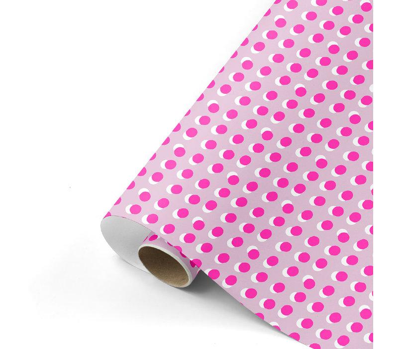 3-pak cadeaupapier Dots 70x200 cm