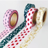 Washi tape Panter