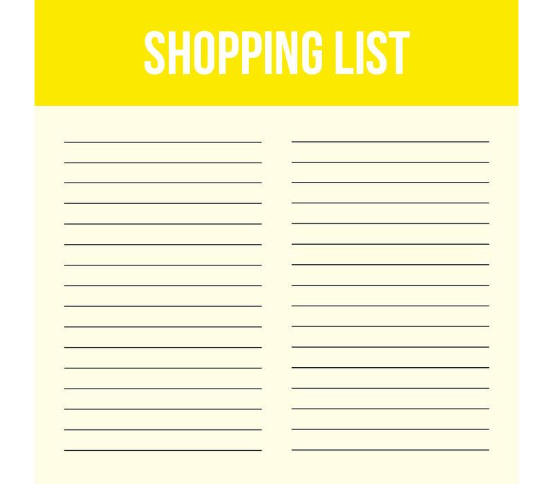 Mini Shopping list