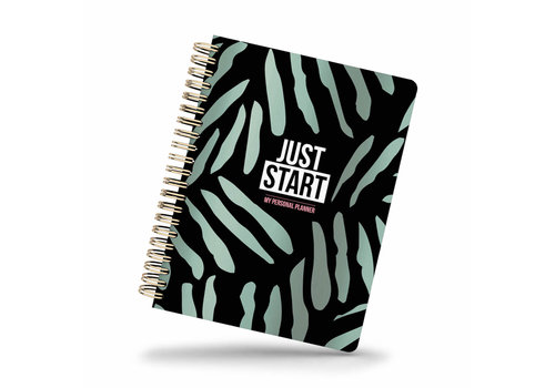 Studio Stationery School Planner - Just Start