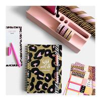 Stickervellen Pink & Gold set 3 vel
