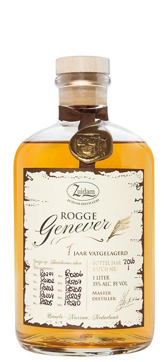 Zuidam Zuidam Rogge Genever 0,2l.