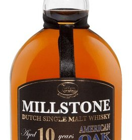 Zuidam Millstone Dutch Single Malt Whisky 10yo American Oak
