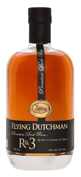Zuidam Flying Dutchman No 3 Dark Rum