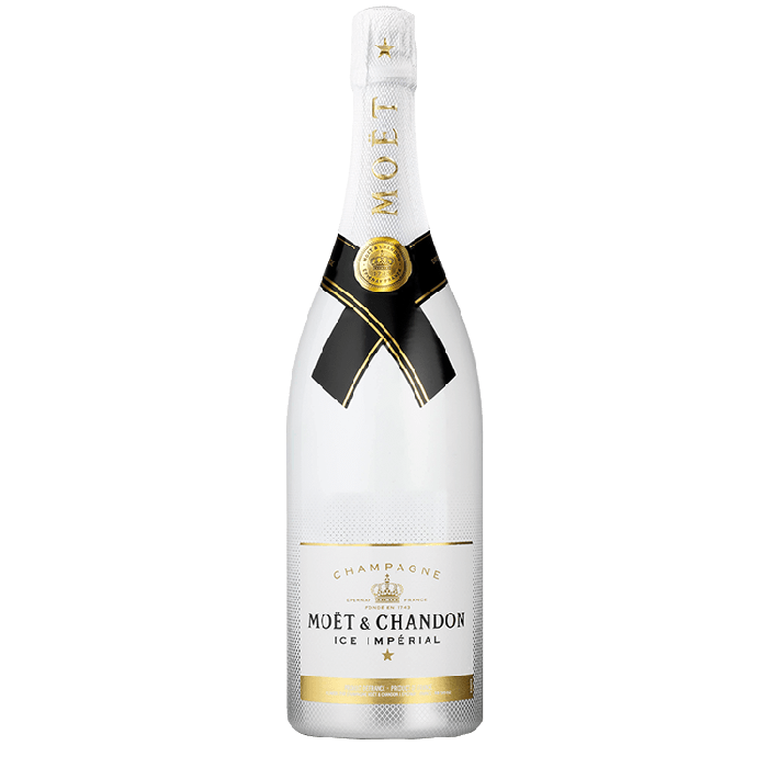 Moet ice Imperial Champagne