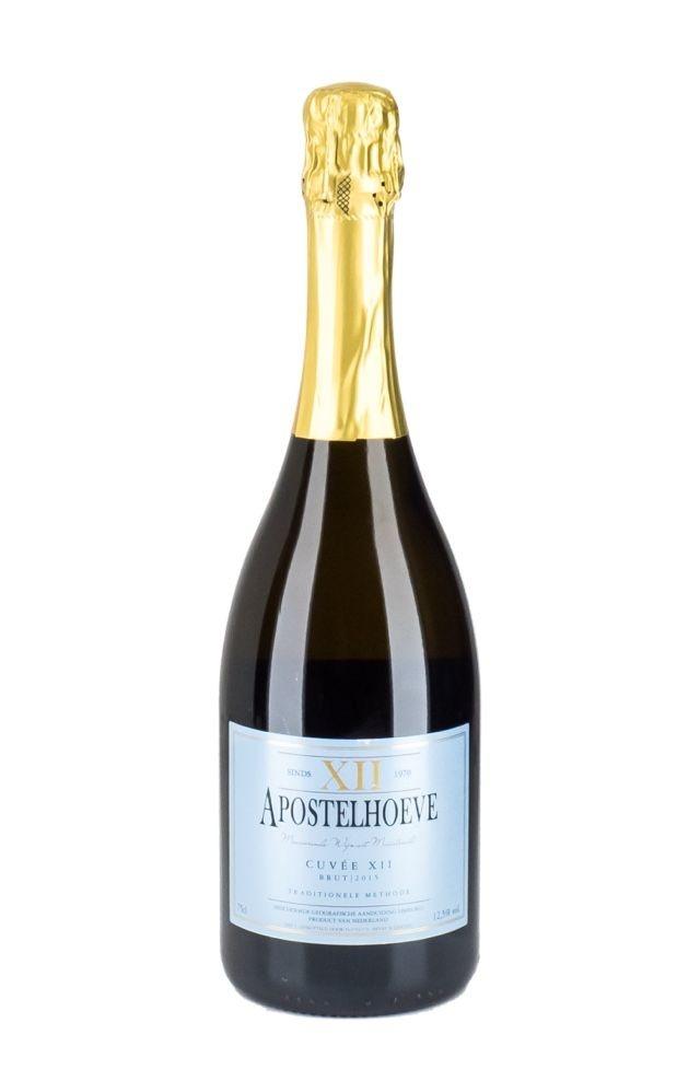 De Apostelhoeve - Cuvée XII Brut - 0,75 - 2017