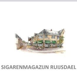 Jacob van Meer Mini Robusto 25 stuks ceder