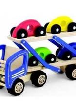 Auto oplegger