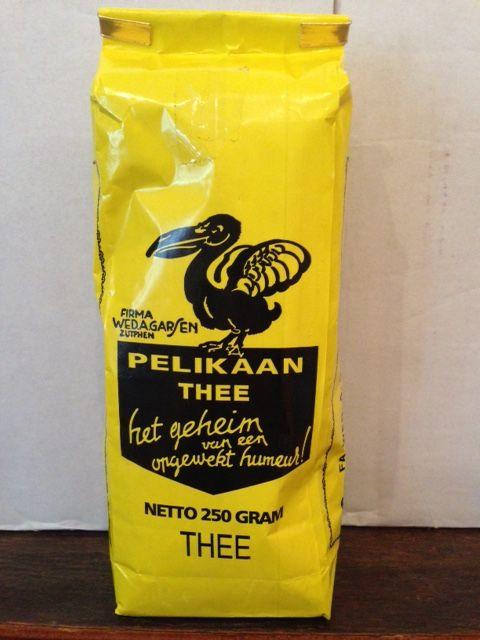 De Pelikaan De Pelikaan thee - Oranje Pecco - 250 gram