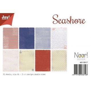 Papierset - Seashore