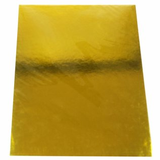 Spiegelkarton Gold 8011/0103