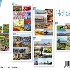 Cuttingsheets - Holland
