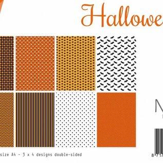 Papierset  - Halloween