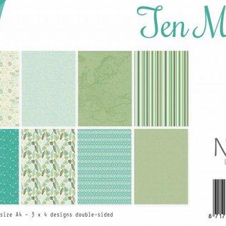 Papierset - Design Ten Mile
