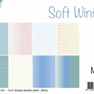 Papierset - Mery's Soft Winter