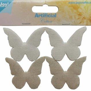 Schmetterlinge Baumwolle