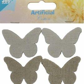 Schmetterlinge klein Baumwolle 6371/0001
