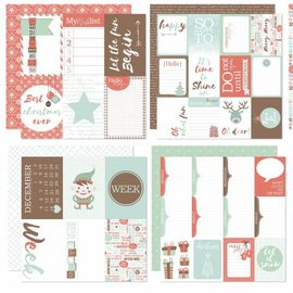 Scrap Designpapier - December to remember6011/0547