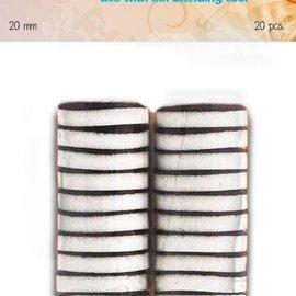 Mini-Schaumpads für Wischer 6200/0227