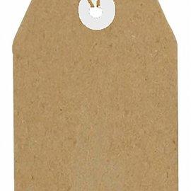 Kraftpaper Tags 112x56 mm 8089/0265