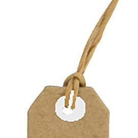 Kraftpapier Tags 8089/0261