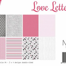 Paperset -  Love Letters