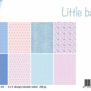 Papierset A4 - Little Baby