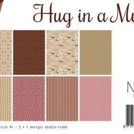 Papierset - Hug in a Mug 6011/0543