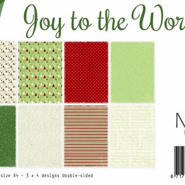 Papierset -  Joy to the World 6011/0561